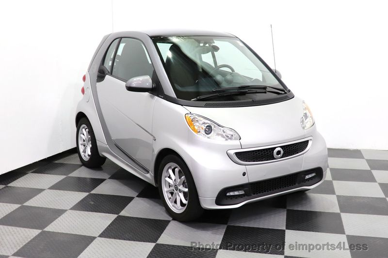 2015 smart fortwo electric drive CERTIFIED FORTWO ELECTRIC DRIVE PASSION - 18423105 - 2