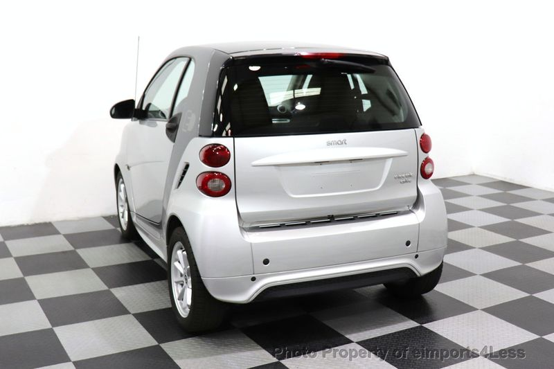 2015 smart fortwo electric drive CERTIFIED FORTWO ELECTRIC DRIVE PASSION - 18423105 - 31