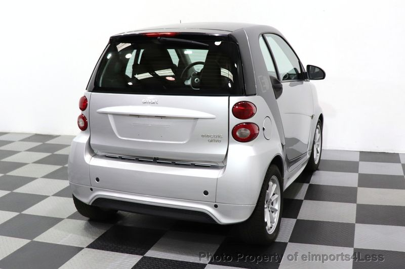 2015 smart fortwo electric drive CERTIFIED FORTWO ELECTRIC DRIVE PASSION - 18423105 - 32