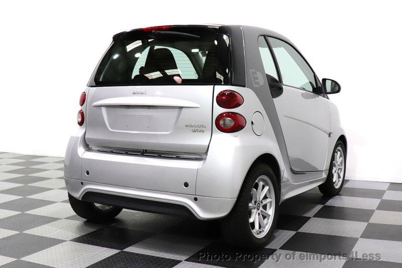 2015 smart fortwo electric drive CERTIFIED FORTWO ELECTRIC DRIVE PASSION - 18423105 - 36