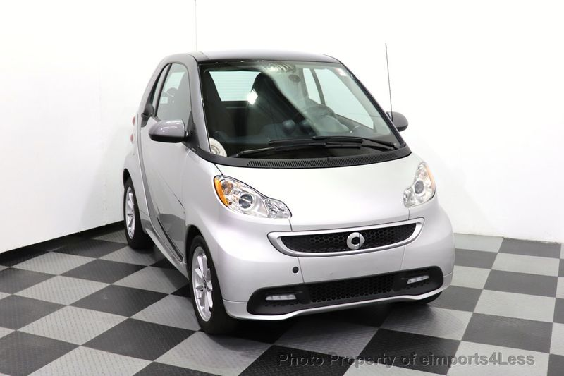 2015 smart fortwo electric drive CERTIFIED FORTWO ELECTRIC DRIVE PASSION - 18423105 - 37