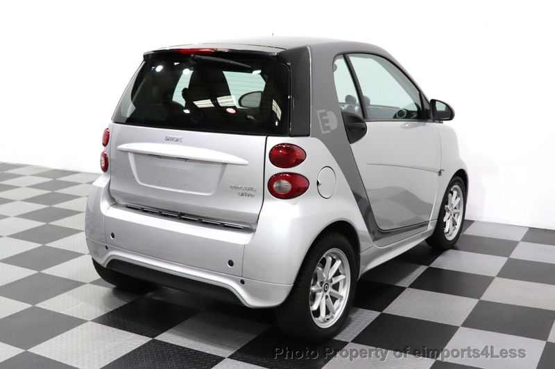 2015 smart fortwo electric drive CERTIFIED FORTWO ELECTRIC DRIVE PASSION - 18423105 - 4