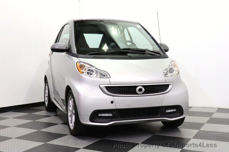 2015 smart fortwo electric drive CERTIFIED FORTWO ELECTRIC DRIVE PASSION - 18423105 - 8