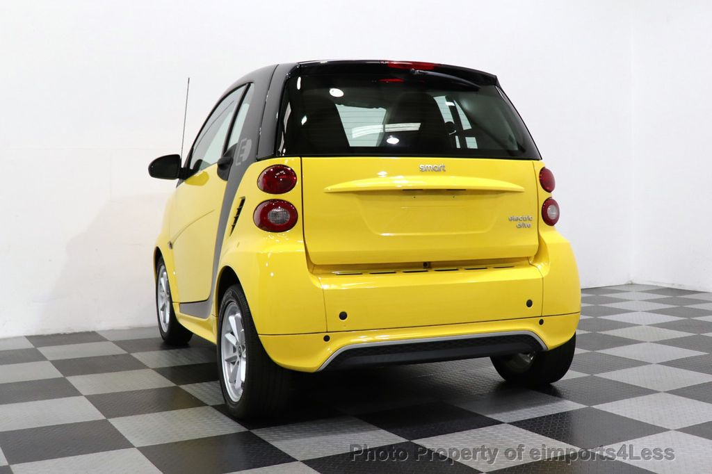 2015 smart fortwo electric drive CERTIFIED FORTWO ELECTRIC DRIVE PASSION - 18423109 - 9