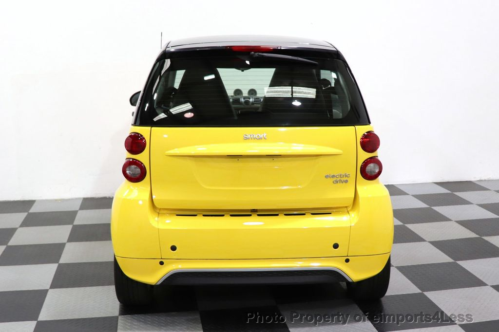 2015 smart fortwo electric drive CERTIFIED FORTWO ELECTRIC DRIVE PASSION - 18423109 - 10