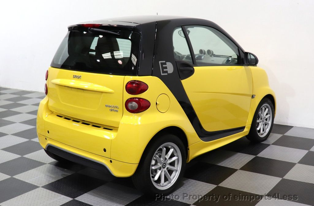 2015 smart fortwo electric drive CERTIFIED FORTWO ELECTRIC DRIVE PASSION - 18423109 - 11