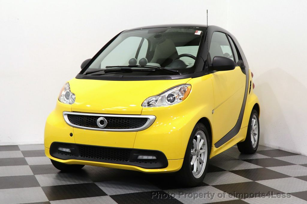 2015 smart fortwo electric drive CERTIFIED FORTWO ELECTRIC DRIVE PASSION - 18423109 - 17