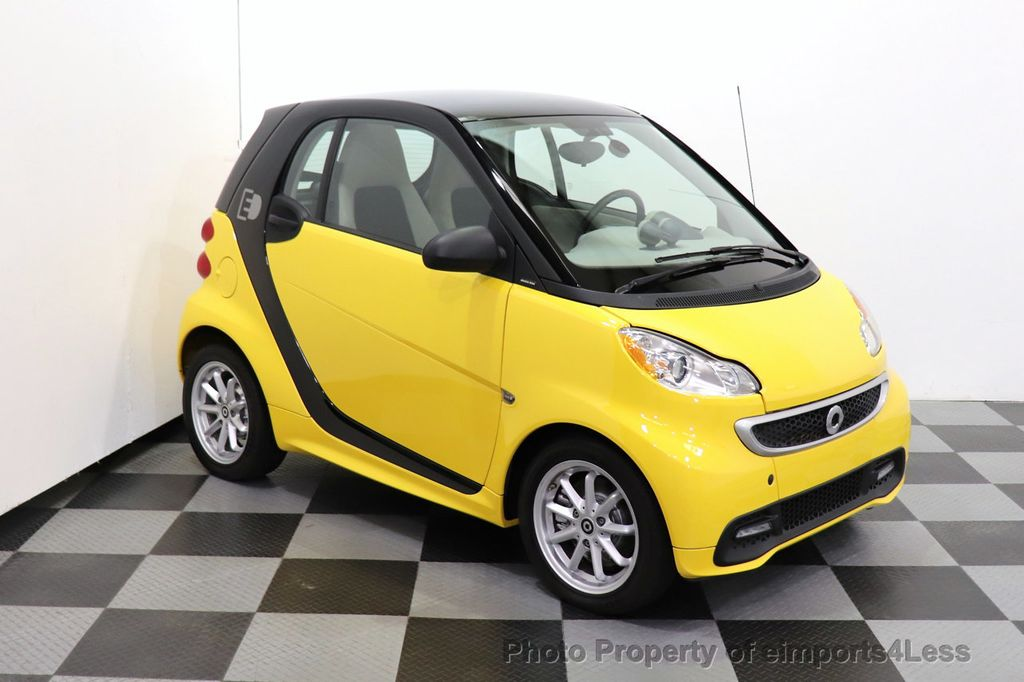 2015 smart fortwo electric drive CERTIFIED FORTWO ELECTRIC DRIVE PASSION - 18423109 - 18