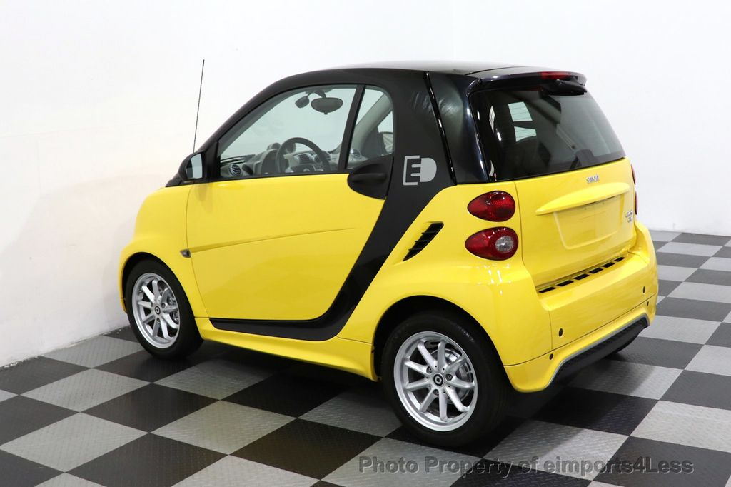 2015 smart fortwo electric drive CERTIFIED FORTWO ELECTRIC DRIVE PASSION - 18423109 - 19