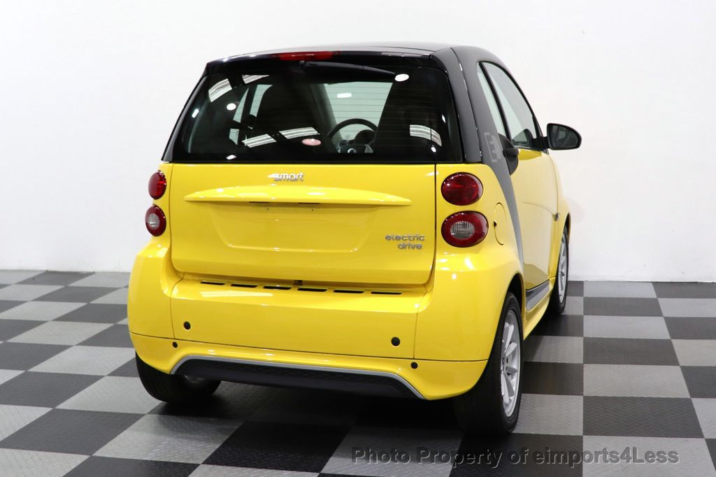 2015 smart fortwo electric drive CERTIFIED FORTWO ELECTRIC DRIVE PASSION - 18423109 - 21