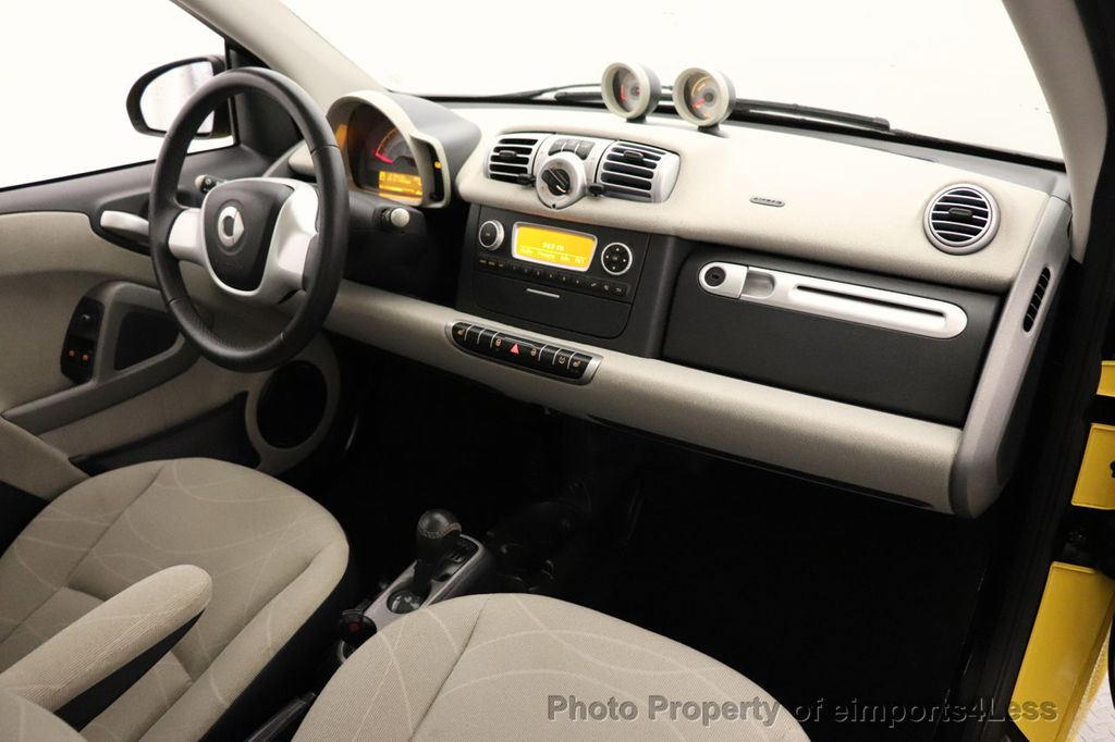 2015 smart fortwo electric drive CERTIFIED FORTWO ELECTRIC DRIVE PASSION - 18423109 - 24