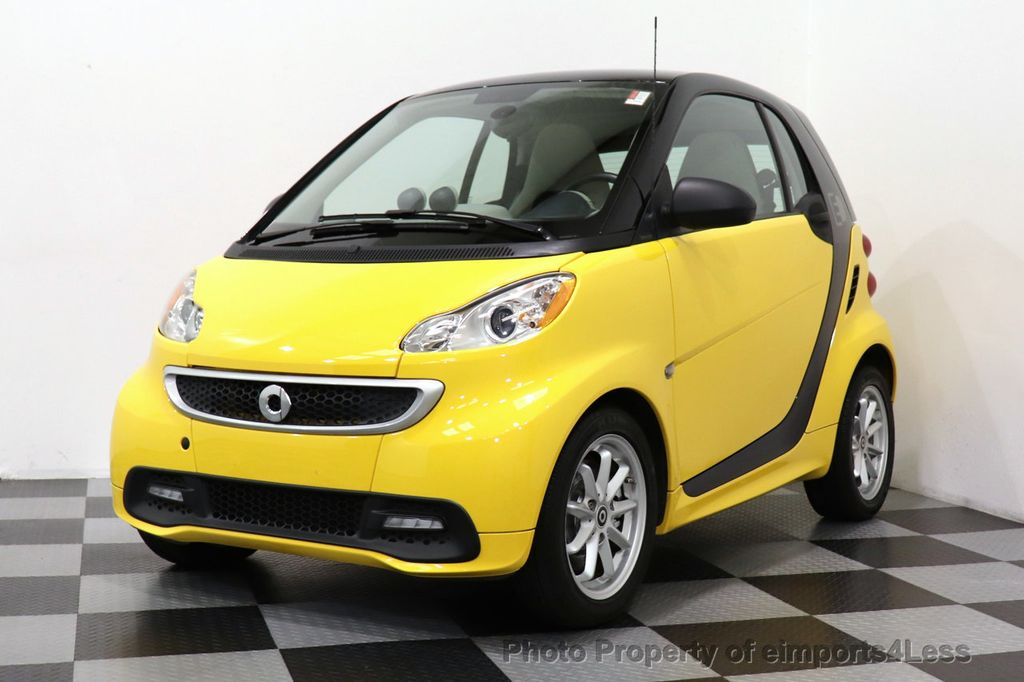 2015 smart fortwo electric drive CERTIFIED FORTWO ELECTRIC DRIVE PASSION - 18423109 - 28