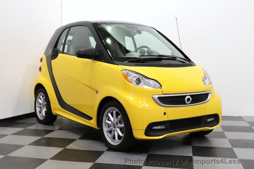 2015 smart fortwo electric drive CERTIFIED FORTWO ELECTRIC DRIVE PASSION - 18423109 - 2