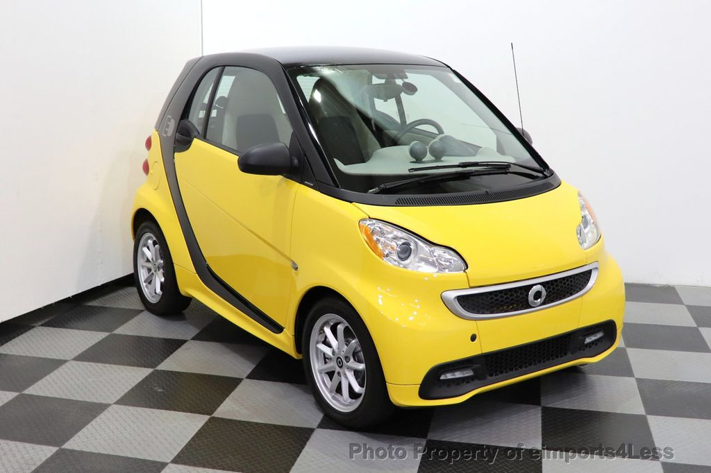 2015 smart fortwo electric drive CERTIFIED FORTWO ELECTRIC DRIVE PASSION - 18423109 - 29
