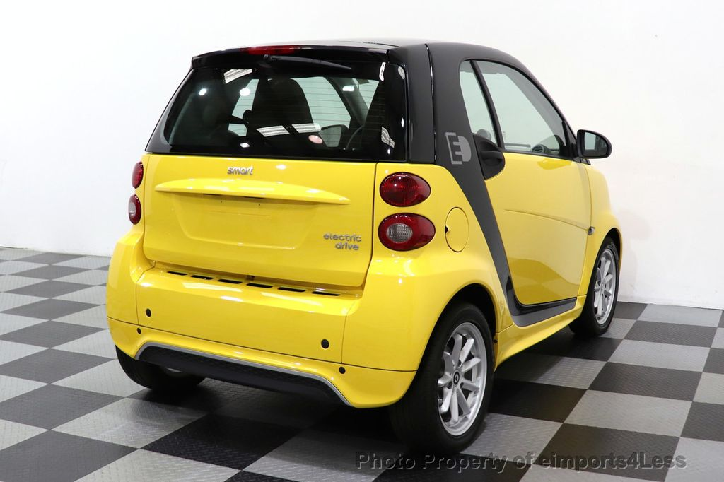 2015 smart fortwo electric drive CERTIFIED FORTWO ELECTRIC DRIVE PASSION - 18423109 - 31