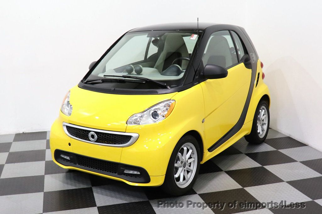 2015 smart fortwo electric drive CERTIFIED FORTWO ELECTRIC DRIVE PASSION - 18423109 - 33