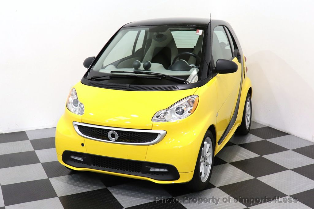2015 smart fortwo electric drive CERTIFIED FORTWO ELECTRIC DRIVE PASSION - 18423109 - 34