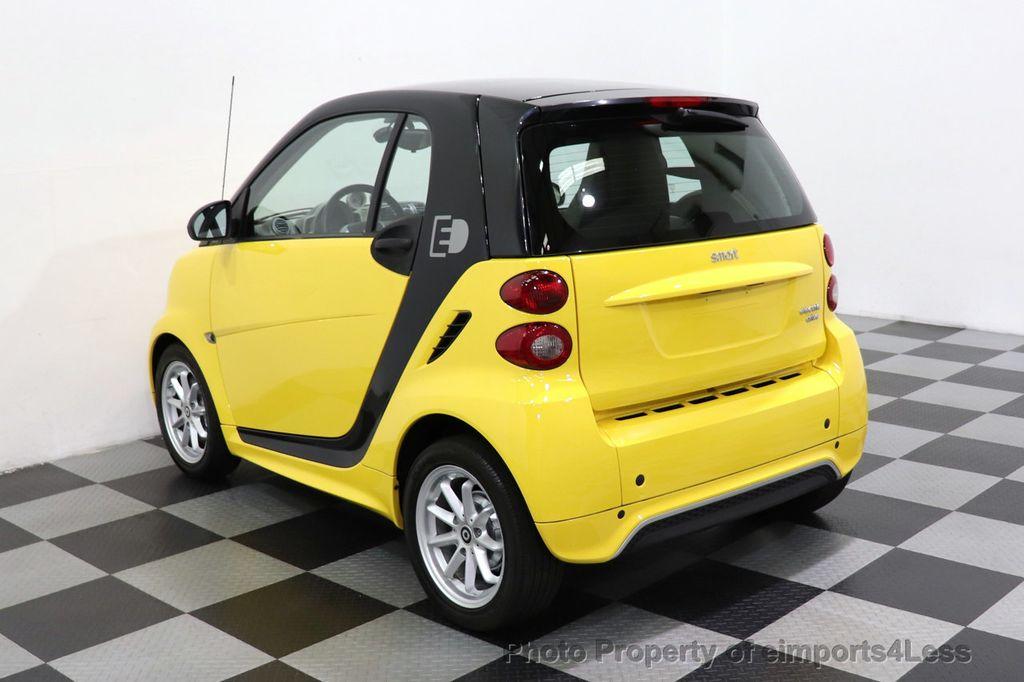 2015 smart fortwo electric drive CERTIFIED FORTWO ELECTRIC DRIVE PASSION - 18423109 - 35
