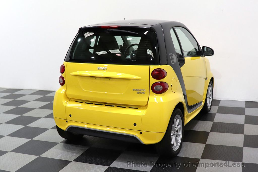 2015 smart fortwo electric drive CERTIFIED FORTWO ELECTRIC DRIVE PASSION - 18423109 - 36