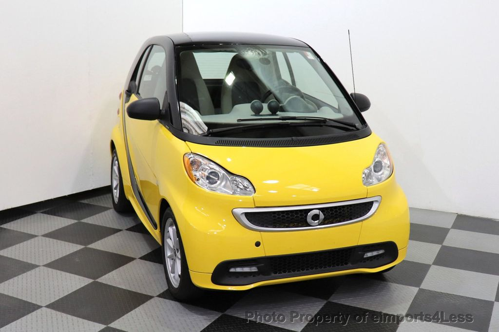 2015 smart fortwo electric drive CERTIFIED FORTWO ELECTRIC DRIVE PASSION - 18423109 - 37