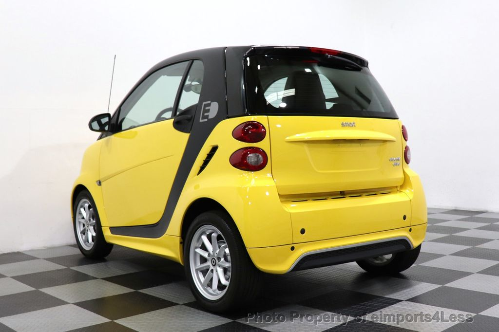 2015 smart fortwo electric drive CERTIFIED FORTWO ELECTRIC DRIVE PASSION - 18423109 - 3