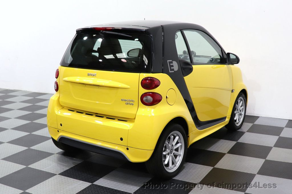 2015 smart fortwo electric drive CERTIFIED FORTWO ELECTRIC DRIVE PASSION - 18423109 - 4