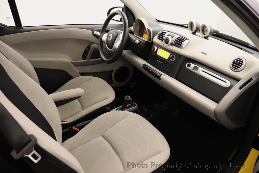 2015 smart fortwo electric drive CERTIFIED FORTWO ELECTRIC DRIVE PASSION - 18423109 - 6