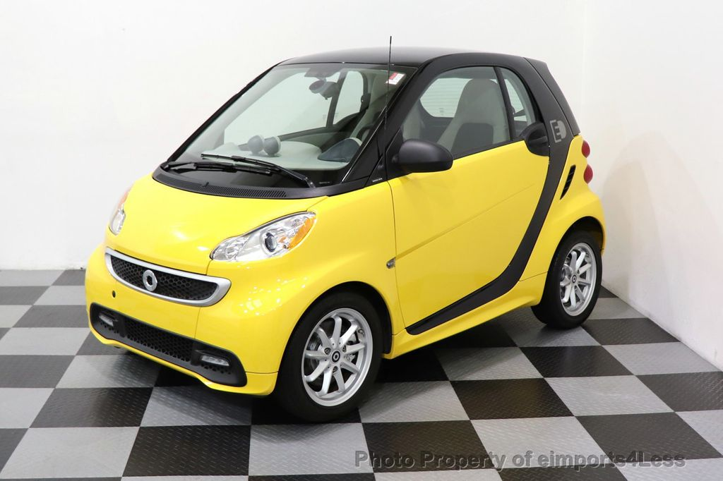 2015 smart fortwo electric drive CERTIFIED FORTWO ELECTRIC DRIVE PASSION - 18423109 - 7