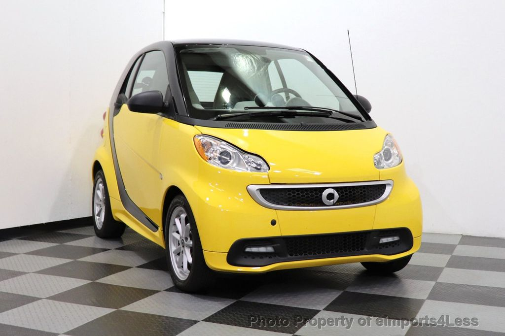 2015 smart fortwo electric drive CERTIFIED FORTWO ELECTRIC DRIVE PASSION - 18423109 - 8