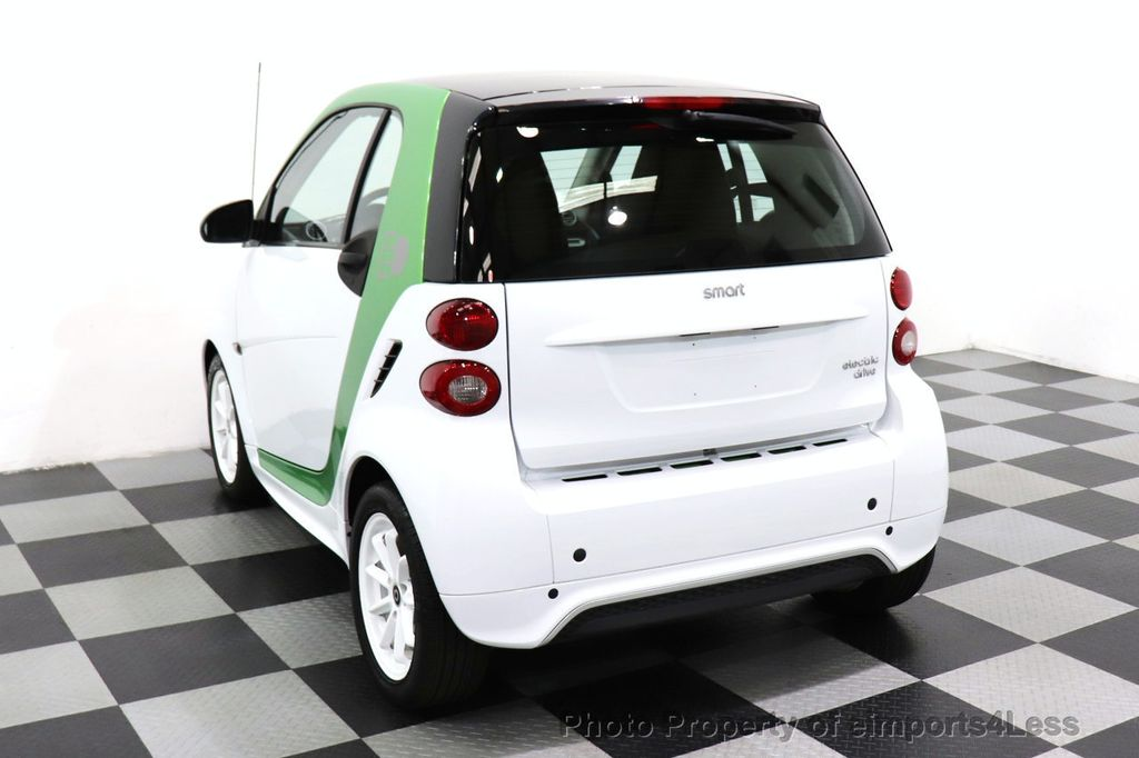2015 smart fortwo electric drive CERTIFIED FORTWO ELECTRIC DRIVE PASSION KINETIC GREEN - 18423106 - 9