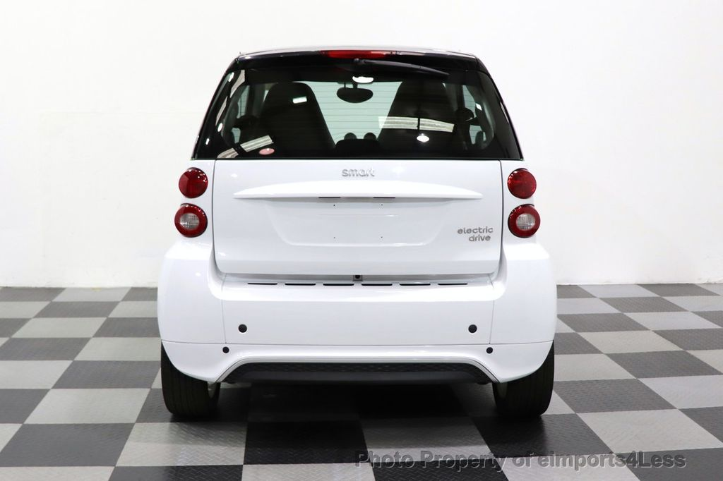 2015 smart fortwo electric drive CERTIFIED FORTWO ELECTRIC DRIVE PASSION KINETIC GREEN - 18423106 - 10