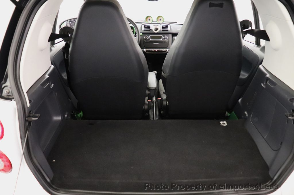 2015 smart fortwo electric drive CERTIFIED FORTWO ELECTRIC DRIVE PASSION KINETIC GREEN - 18423106 - 14