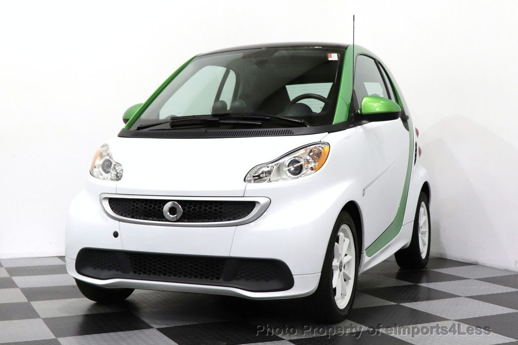 2015 smart fortwo electric drive CERTIFIED FORTWO ELECTRIC DRIVE PASSION KINETIC GREEN - 18423106 - 17