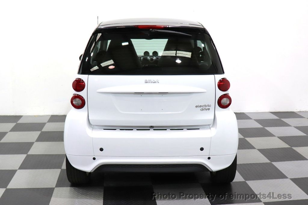 2015 smart fortwo electric drive CERTIFIED FORTWO ELECTRIC DRIVE PASSION KINETIC GREEN - 18423106 - 20