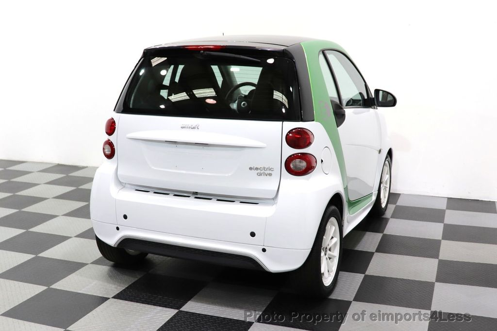 2015 smart fortwo electric drive CERTIFIED FORTWO ELECTRIC DRIVE PASSION KINETIC GREEN - 18423106 - 32