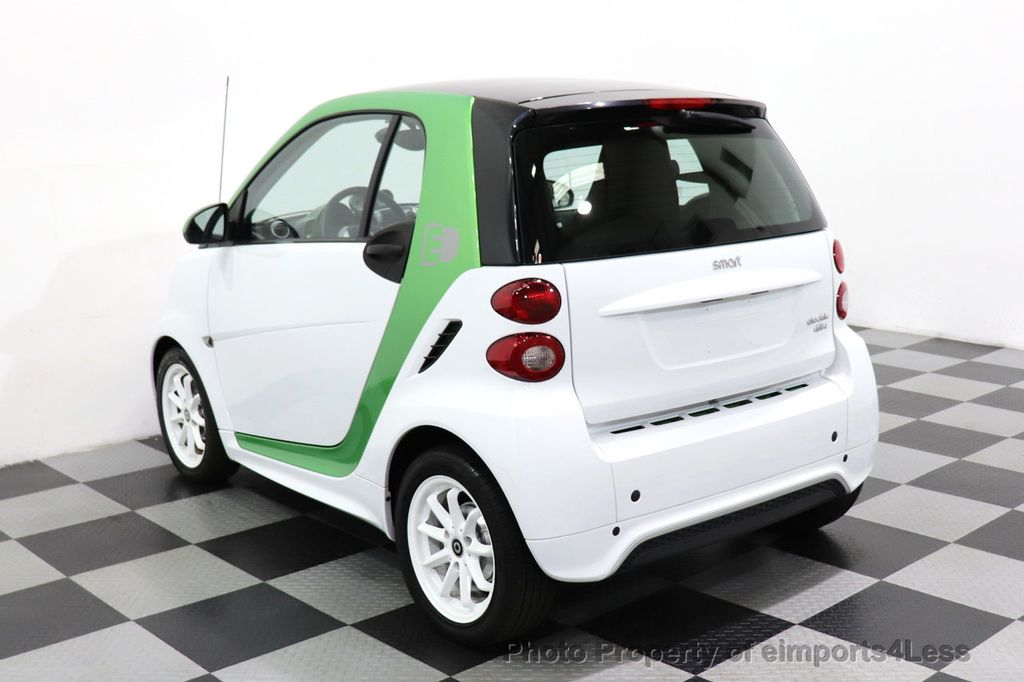 2015 smart fortwo electric drive CERTIFIED FORTWO ELECTRIC DRIVE PASSION KINETIC GREEN - 18423106 - 3