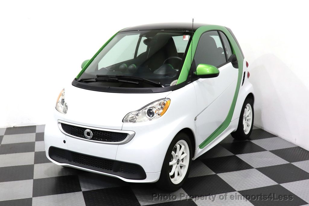 2015 smart fortwo electric drive CERTIFIED FORTWO ELECTRIC DRIVE PASSION KINETIC GREEN - 18423106 - 7