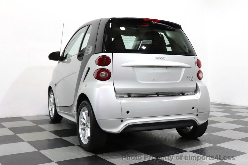 2015 smart fortwo electric drive CERTIFIED FORTWO PASSION EDRIVE CRUISE HEATED SEATS GLASS ROOF - 18467689 - 9