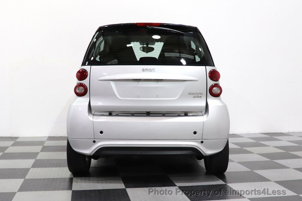 2015 smart fortwo electric drive CERTIFIED FORTWO PASSION EDRIVE CRUISE HEATED SEATS GLASS ROOF - 18467689 - 10