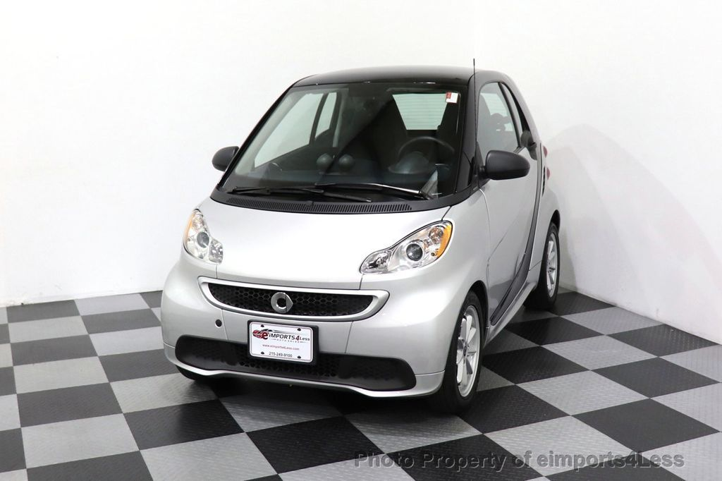 2015 smart fortwo electric drive CERTIFIED FORTWO PASSION EDRIVE CRUISE HEATED SEATS GLASS ROOF - 18467689 - 15