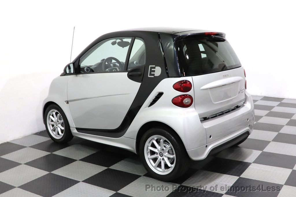 2015 smart fortwo electric drive CERTIFIED FORTWO PASSION EDRIVE CRUISE HEATED SEATS GLASS ROOF - 18467689 - 17