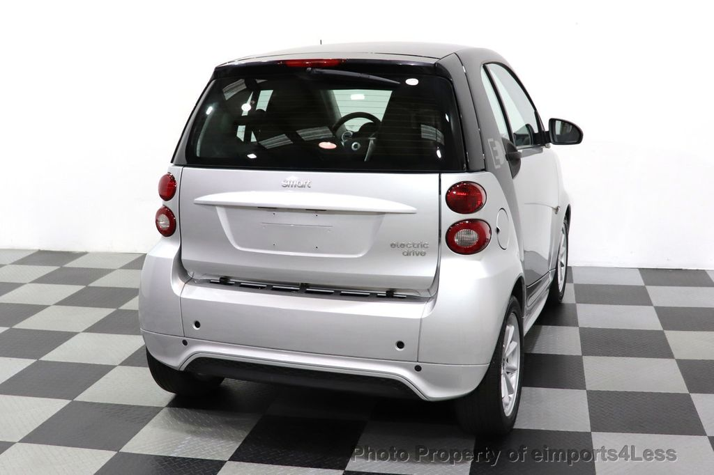 2015 smart fortwo electric drive CERTIFIED FORTWO PASSION EDRIVE CRUISE HEATED SEATS GLASS ROOF - 18467689 - 19