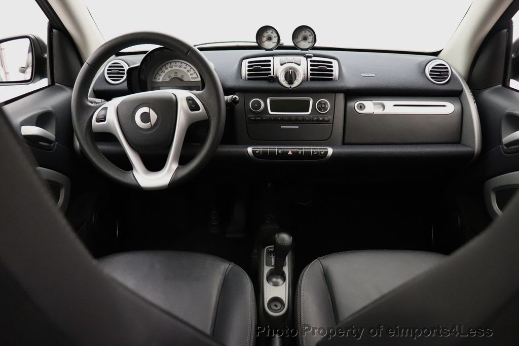 2015 smart fortwo electric drive CERTIFIED FORTWO PASSION EDRIVE CRUISE HEATED SEATS GLASS ROOF - 18467689 - 21