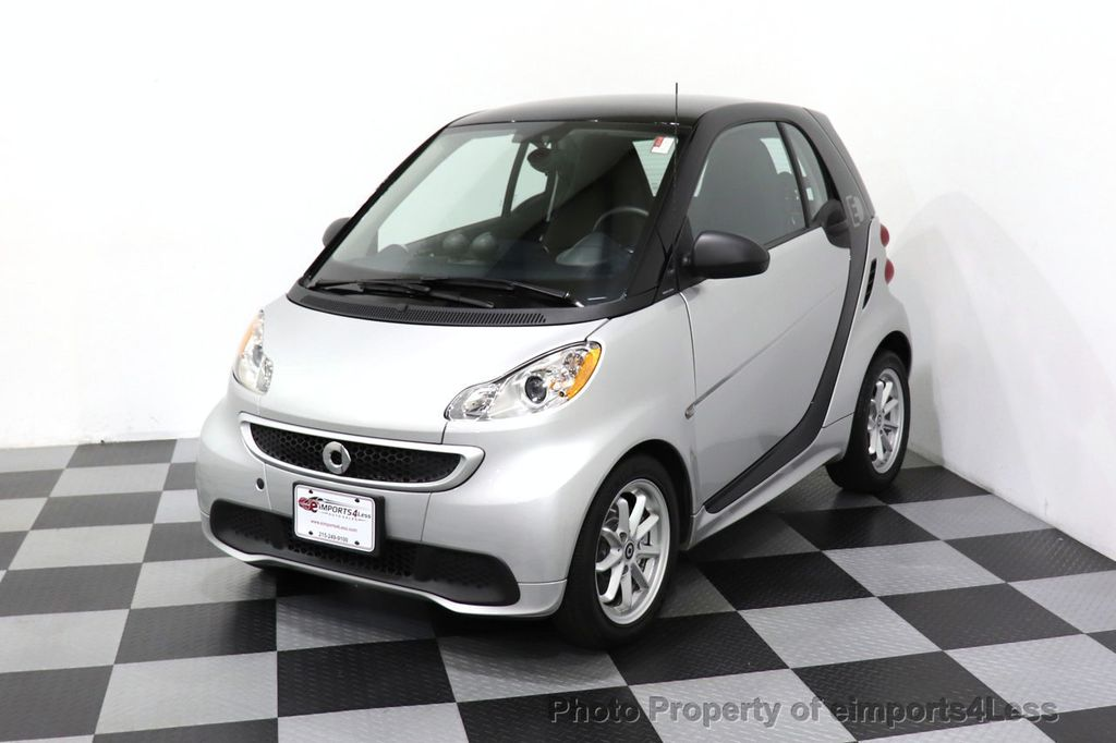 2015 smart fortwo electric drive CERTIFIED FORTWO PASSION EDRIVE CRUISE HEATED SEATS GLASS ROOF - 18467689 - 26