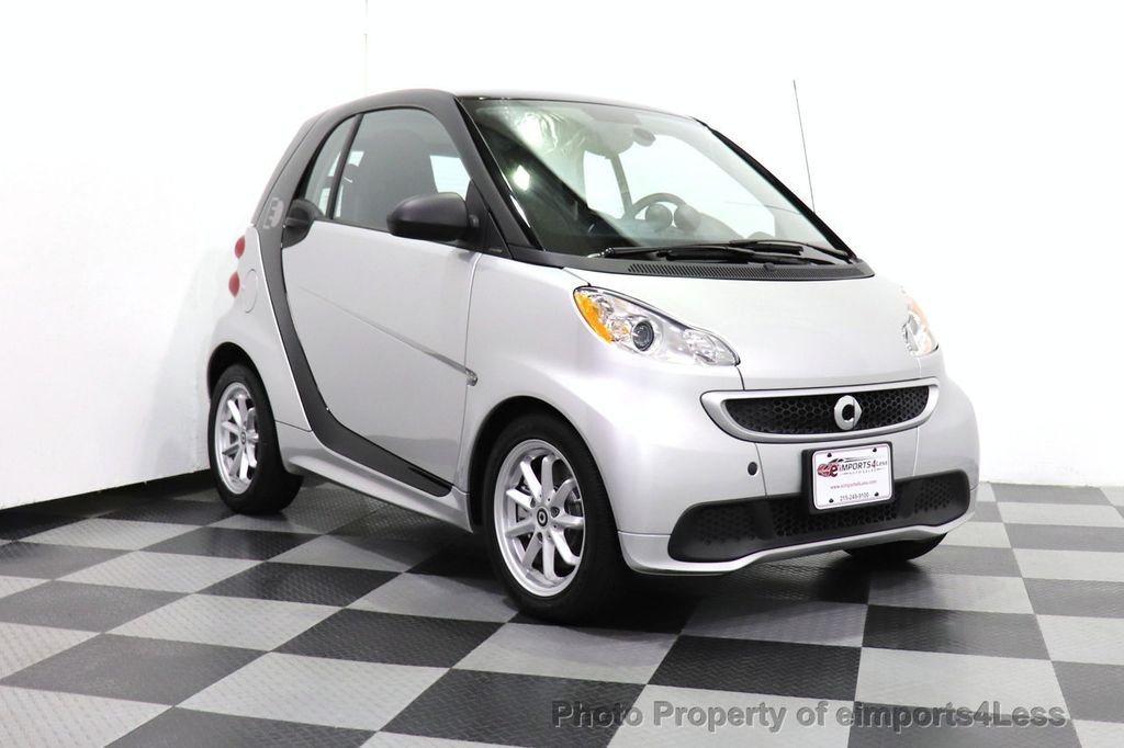 2015 smart fortwo electric drive CERTIFIED FORTWO PASSION EDRIVE CRUISE HEATED SEATS GLASS ROOF - 18467689 - 28