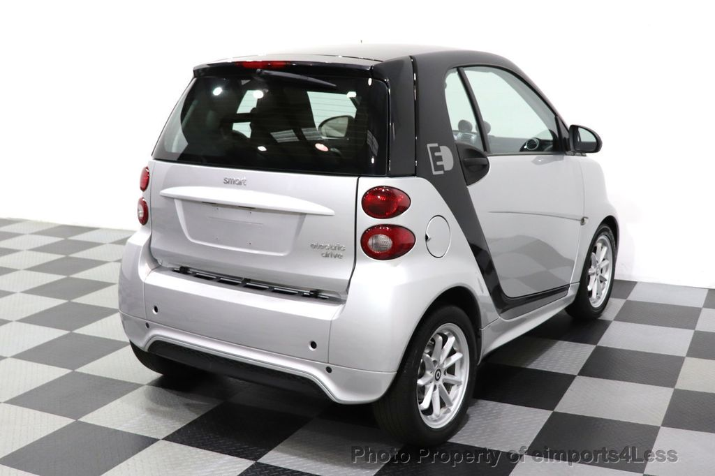 2015 smart fortwo electric drive CERTIFIED FORTWO PASSION EDRIVE CRUISE HEATED SEATS GLASS ROOF - 18467689 - 29