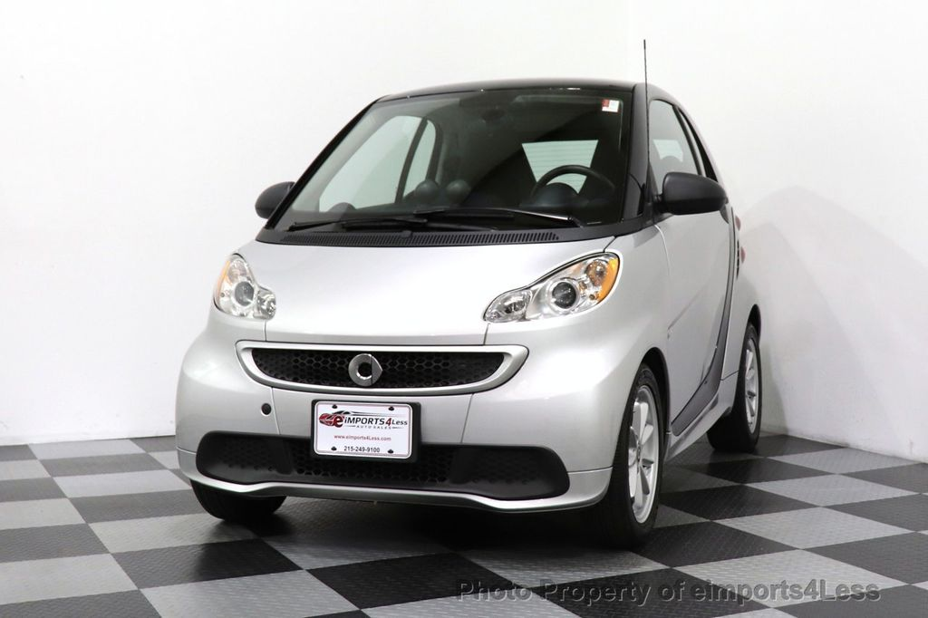 2015 smart fortwo electric drive CERTIFIED FORTWO PASSION EDRIVE CRUISE HEATED SEATS GLASS ROOF - 18467689 - 32
