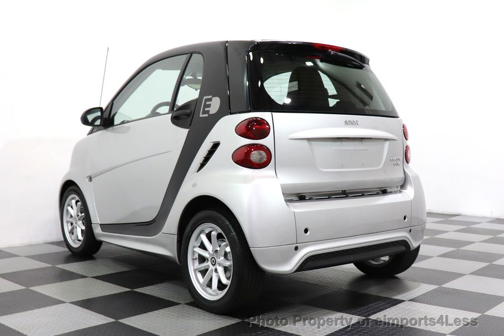 2015 smart fortwo electric drive CERTIFIED FORTWO PASSION EDRIVE CRUISE HEATED SEATS GLASS ROOF - 18467689 - 33