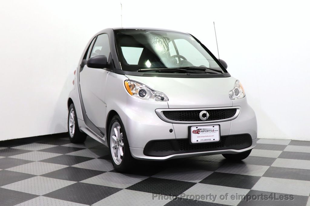 2015 smart fortwo electric drive CERTIFIED FORTWO PASSION EDRIVE CRUISE HEATED SEATS GLASS ROOF - 18467689 - 35