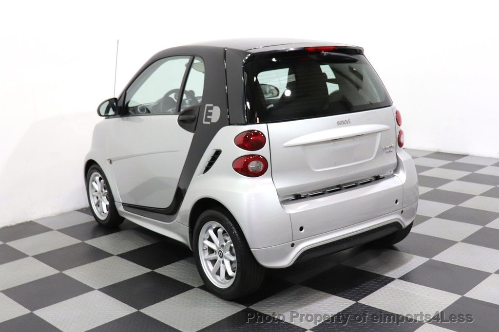 2015 smart fortwo electric drive CERTIFIED FORTWO PASSION EDRIVE CRUISE HEATED SEATS GLASS ROOF - 18467689 - 3